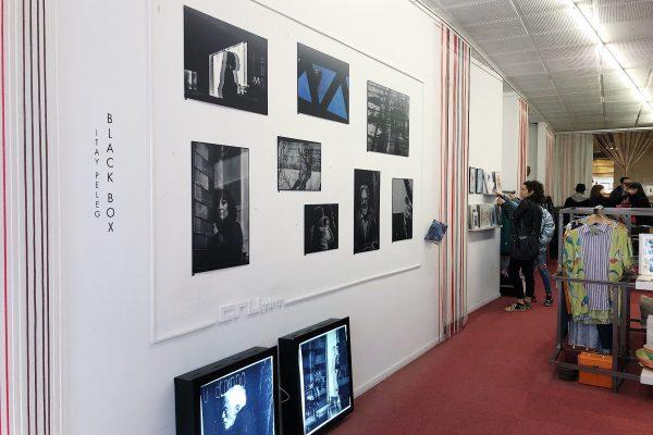 exposição Black Box Itay Peleg