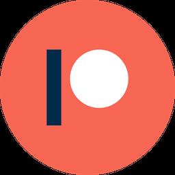 ícone patreon